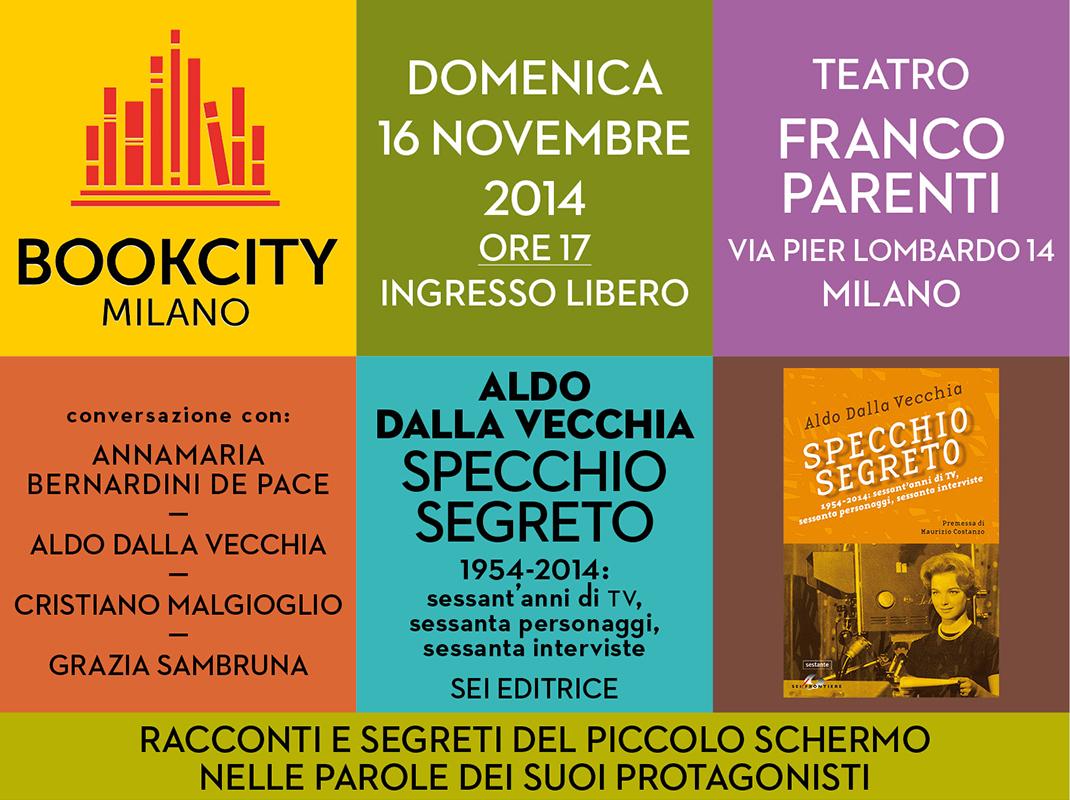 Specchio Segreto BookCity Milano 2014