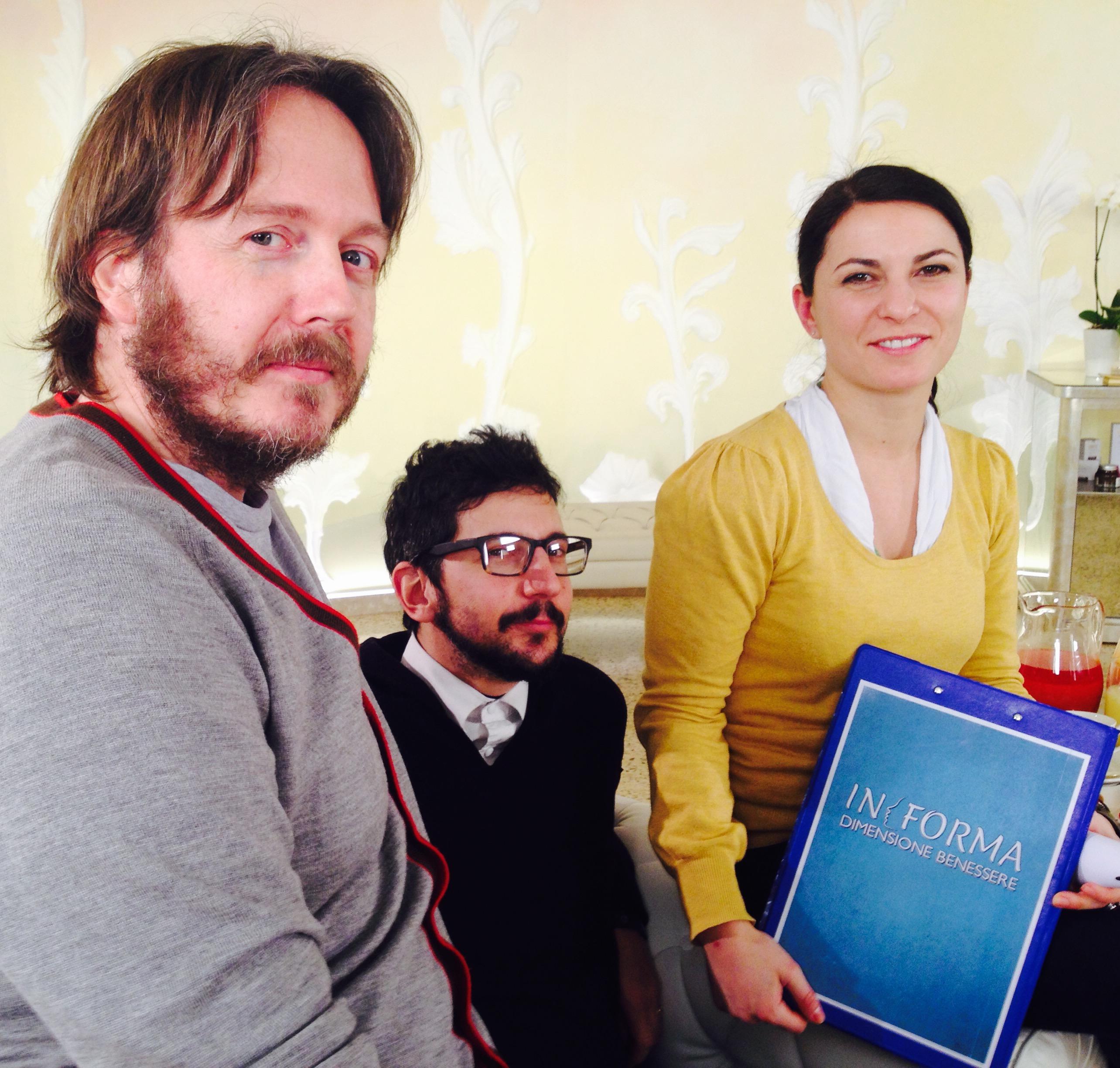 In Forma! con Paolo Mosca e Veronica Rossi