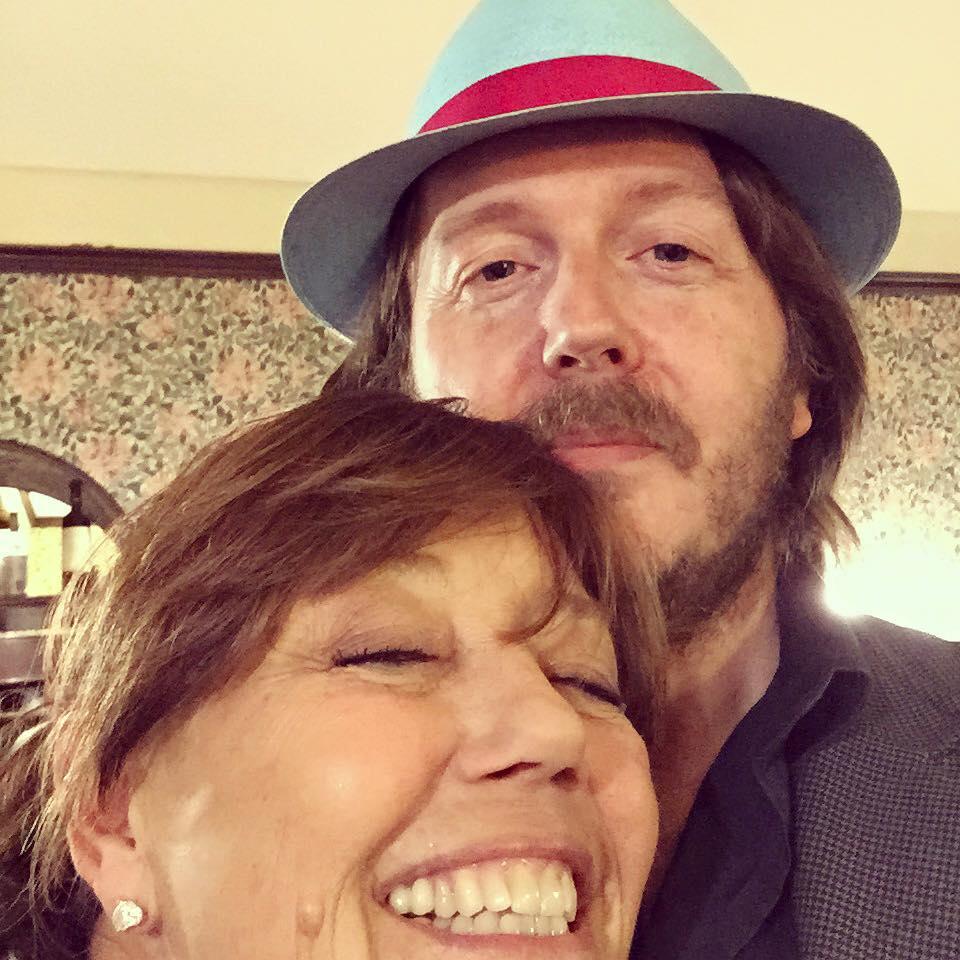 HAPPY BIRTHDAY 1 Con Annamaria Bernardini de Pace  (Milano, martedì 14 aprile 2015).