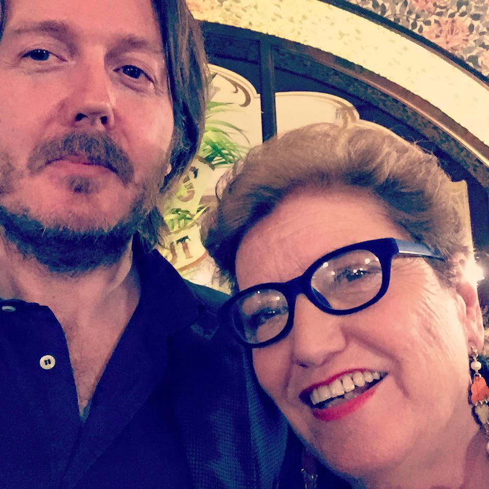HAPPY BIRTHDAY 2 Con Mara Maionchi (Milano, martedì 14 aprile 2015).