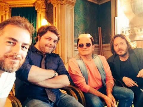 MISTERO IN FESTIVAL Con Daniele Bossari, Arcadio Cavalli, Cristiano Malgioglio (Salsomaggiore Terme, PR, venerdì 26 giugno 2015).