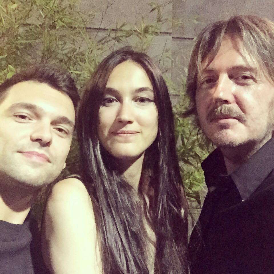SUSHI TIME Con Grazia Sambruna e Raffaele Serinelli (Milano, mercoledì 5 agosto 2015).