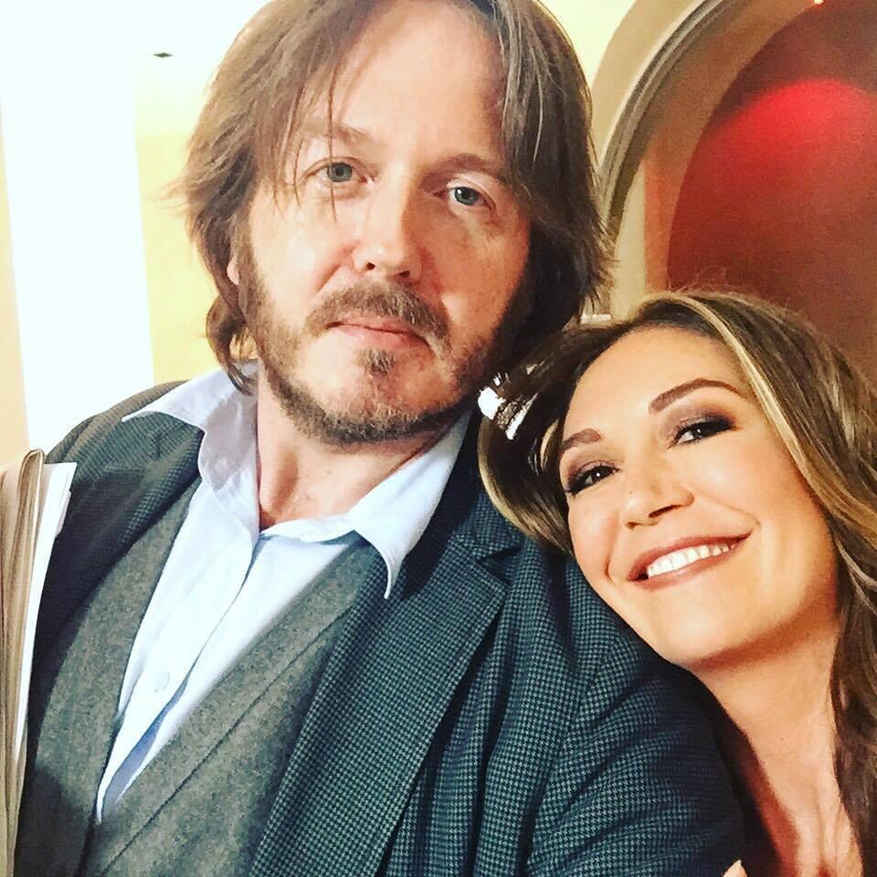 IN FORMA 3 Con Tessa Gelisio sul set della nuova edizione (Milano, martedì 20 ottobre 2015).