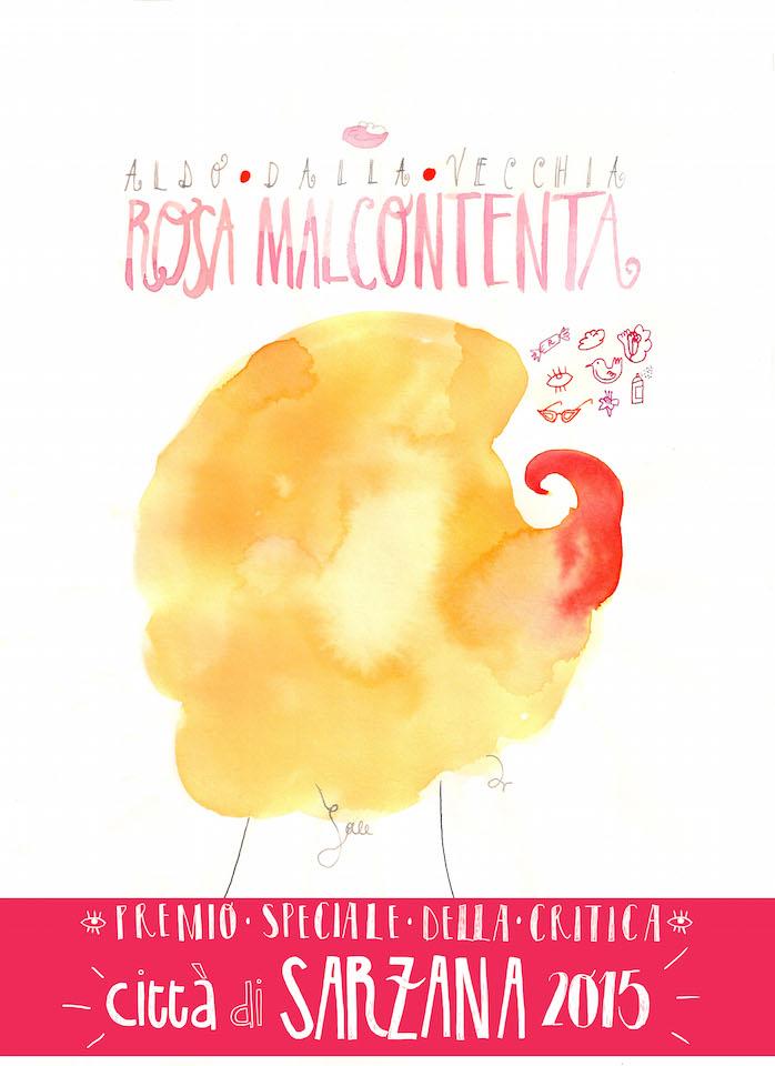 Rosa Malcontenta Premio Speciale della Critica Città di Sarzana