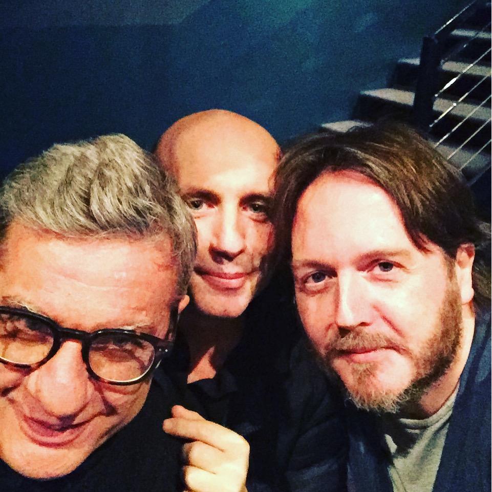 AL BLUE NOTE Aspettando l'omaggio a Mina, con Bruno Fabiano e Giambattista Zecchi (Milano, martedì 23 febbraio 2016).