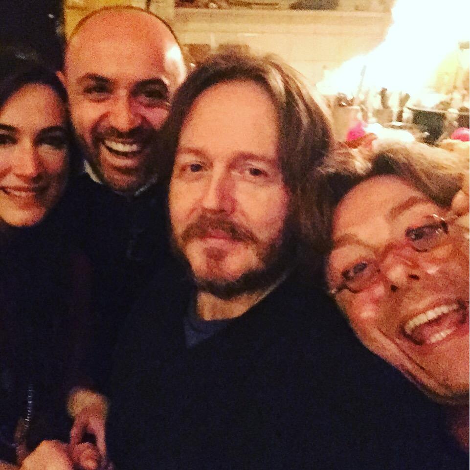 FRIENDS Con Grazia Sambruna, Santo Pirrotta, Alessandro di Sarno (Milano, giovedì 14 gennaio 2016).