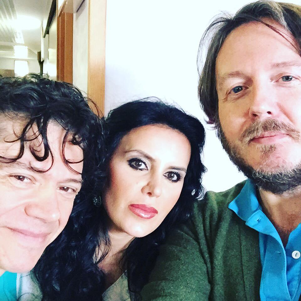 AL LAVORO PER IN FORMA 4 Con Maria Grazia Santucci e Santo Raffaele Mercuri (Segrate, Milano, sabato 9 aprile 2016).